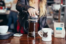 French press plung